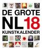 ,<b>De Grote Nederlandse Kunstkalender 2018</b>