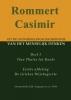 <b>Rommert  Casimir</b>,Uit de ontwikkelingsgeschiedenis van het menselijk denken