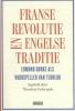<b>Theodore  Dalrymple</b>,Franse revolutie en Engelse traditie
