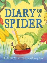 Doreen Cronin,   Harry Bliss Diary of a Spider
