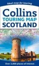 Collins Maps Scotland Touring Map