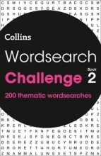 Collins Wordsearch Challenge book 2