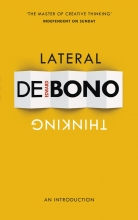 De Bono, Edward Lateral Thinking
