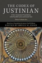 The Codex of Justinian 3 Volume Hardback Set