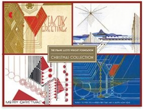 Masselink, Gene Frank Lloyd Wright Holiday Deluxe Notecard Collection