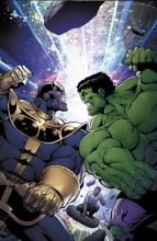 Starlin, Jim Thanos Vs. Hulk