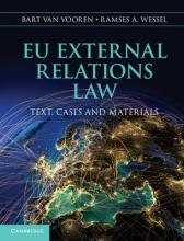 Van Vooren, Bart Eu External Relations Law