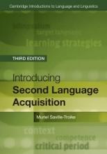 Muriel Saville-Troike,   Karen Barto Cambridge Introductions to Language and Linguistics