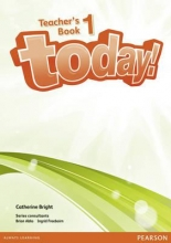 Bright, Catherine Today! 1 Teacher`s Book and DVD Pack