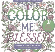 Color Bk Color Me Blessed