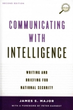 James S. Major Communicating with Intelligence