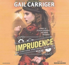 Carriger, Gail Imprudence