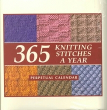 Martingale, Ed 365 Knitting Stitches a Year Perpetual Calendar