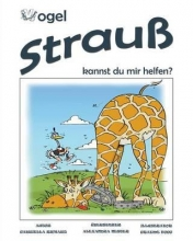 Richard, Gabriella Vogel Strauß, Kannst Du Mir Helfen? Skurril-lustige Kinderreime