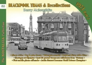 Barry McLaughlin Blackpool Trams & Recollections