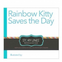 Yamada, Shale Rainbow Kitty Saves the Day