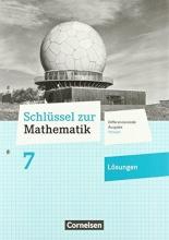 Schlüssel zur Mathematik 7. Schuljahr - Differenzierende Ausgabe Hessen - Lösungen zum Schülerbuch