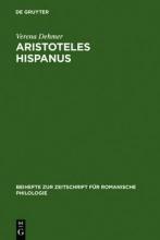 Dehmer, Verena Aristoteles Hispanus