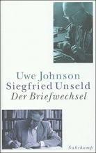 Johnson, Uwe Der Briefwechsel