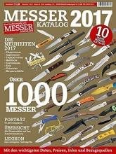 Wieland, Hans Joachim Messer Katalog 2017