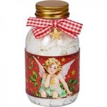 , Kerst bad confetti in een flesje