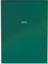 , Agenda 2021 10x15 groen