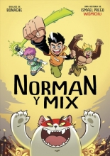 Wismichu Norman y Mix (Spanish Edition)