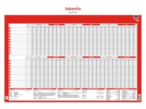 , Jaarplankalender 2021 Quantore 48x68cm
