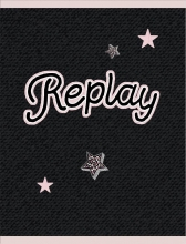 , Schrift a4 ruit replay girls