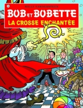Willy  Vandersteen Bob et Bobette B&B 306 La crosse enchante
