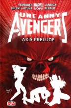 Rick  Remender Marvel 05 uncanny avengers