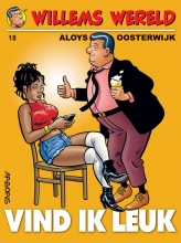 Aloys,Oosterwijk/ Buissink,,Frans Willems Wereld Hc18