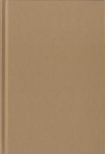 , Blanco boek A4 Cappuccino