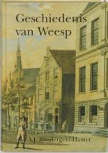 A.J.  Zondergeld-Hamer De geschiedenis van Weesp