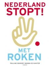 Wanda de Kanter Pauline Dekker, Nederland stopt! Met roken