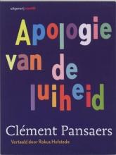 C.  Pansaers Apologie van de luiheid