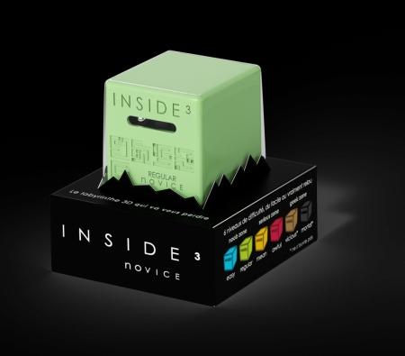 Ins-60625,Inside kubus novice serie - regular - 8+