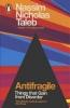 Taleb, Nassim Nicholas, Antifragile