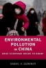 Gardner, Daniel, Environmental Pollution in China