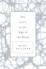 Nikki Skillman, The Lyric in the Age of the Brain