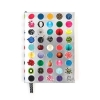 Christian LaCroix,   Galison, Christian Lacroix Heritage Collection Couture Candies A6 Layflat Notebook