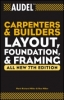Miller, Mark Richard, Miller, Rex, AudelTM�Carpenter's and Builder's