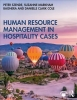 Peter Szende,   Danielle Clark Cole, Human Resource Management in Hospitality Cases