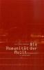 Mahnkopf, Claus-Steffen, Die Humanit?t der Musik
