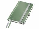 ,<b>Notitieboek Leitz Style harde kaft A6 gelinieerd zeegroen</b>