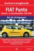 <b>Olving, P.H.</b>,Vraagbaak Fiat Punto Benzine en dieselmodellen 1999-2002