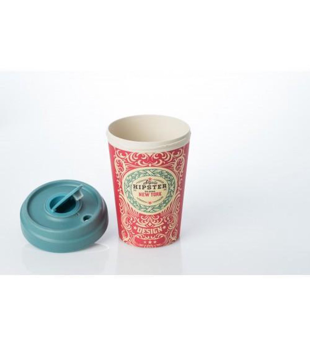 Chi-bcp217,Bamboocup coffee original hipster