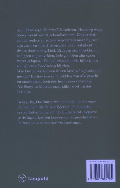 Karlijn Stoffels,Eigen vuur