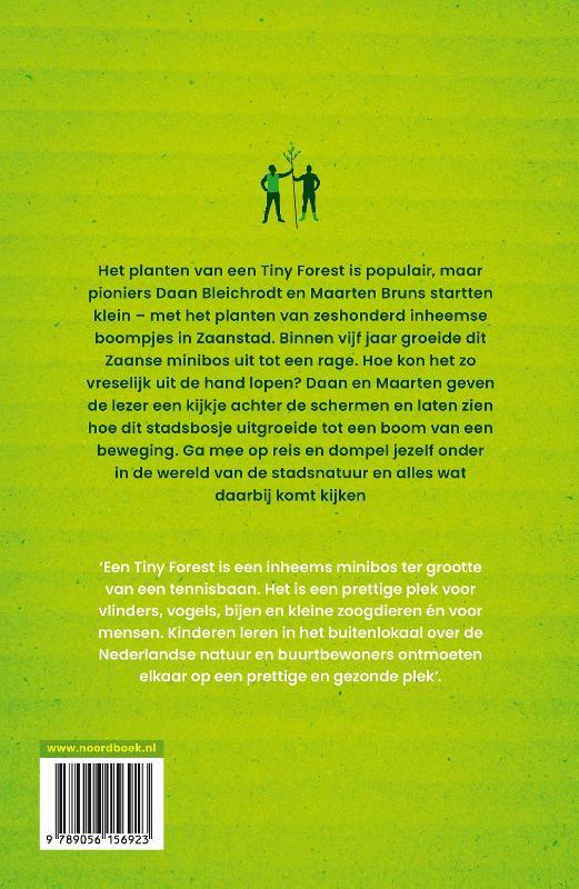 Daan Bleichrodt, Maarten Bruns,Tiny Forest