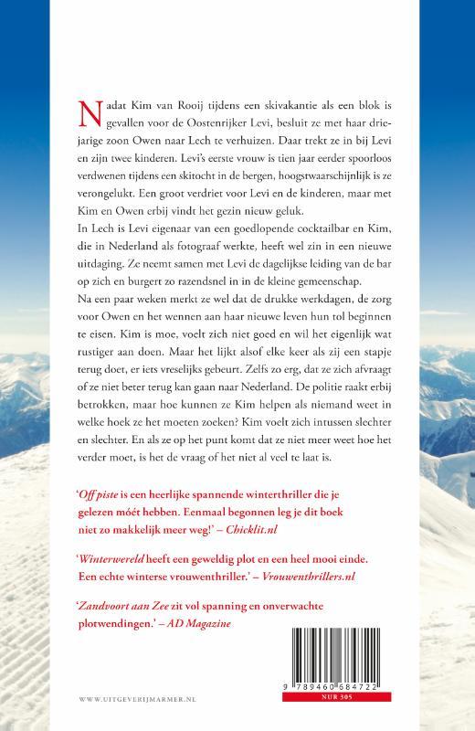 Linda van Rijn,Sneeuwblind